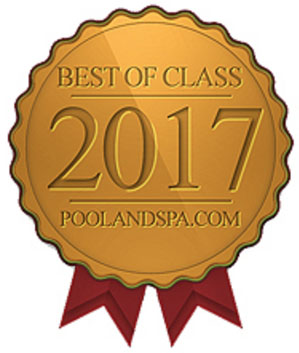 Atera Spas was awarde Best of Class