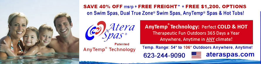 Atera Spas Cyber Friday