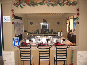 Enterainment Ramada with COLD & HOT Spa at Christmas