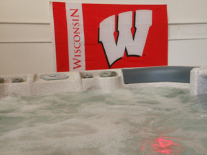 Wisconsin Spa with Chiller